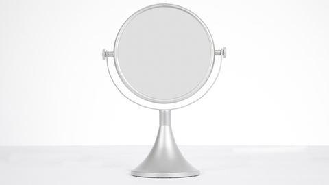 Ha egyedül eszel, ezért tegyél tükröt magad elé