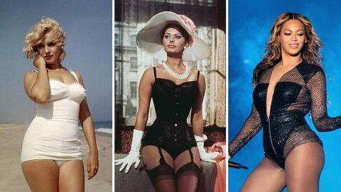 10 kerekded ikon, akik bizonyították, hogy a teltebb nők is gyönyörűek
