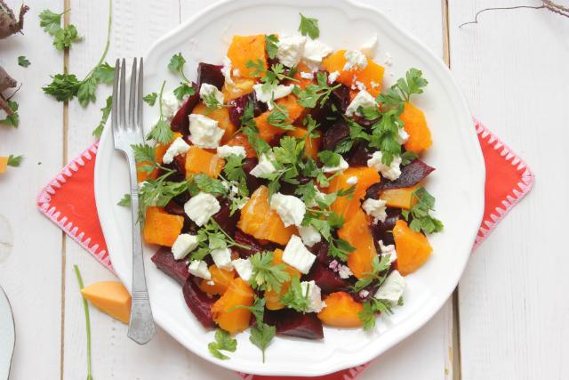 Őszi saláták, hogy kitartson a nyári bombaformánk