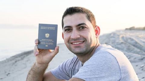 Szívbemarkoló történet a kurd férfiról
