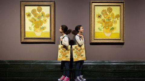 Nyolc dolog, amit nem tudtál Van Gogh napraforgóiról