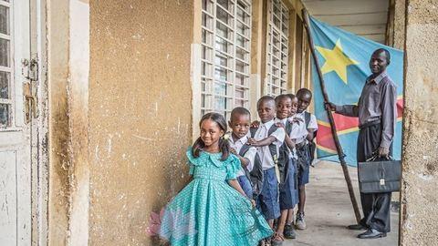 Szépek és szerethetőek: nemi erőszak áldozatai Afrikában - képek
