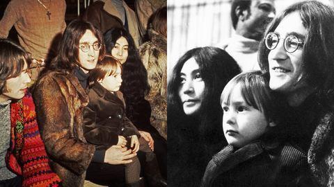Eldobta az első fiát, de imádta a másodikat – 75 éves lenne John Lennon