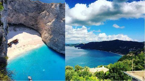 24 elképesztően gyönyörű görög sziget