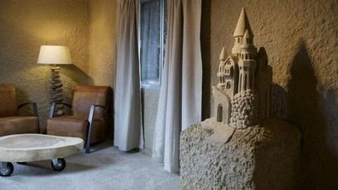 Legújabb holland őrület: a homokhotel