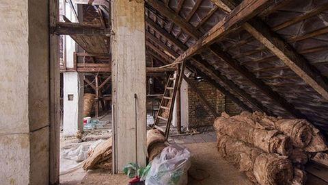Néhány tipp tetőtér-beépítéshez