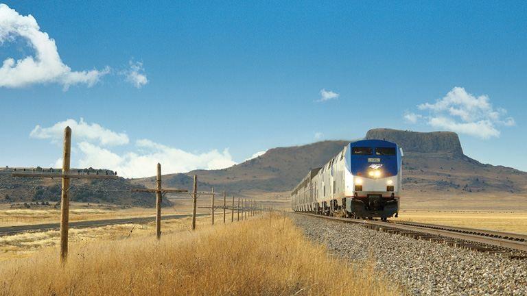 Vonattal átszelni Amerikát 429 dollárért