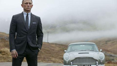 Így változott James Bond 50 év alatt