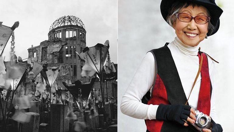 101 évesen is alkot Japán első fotóriporternője