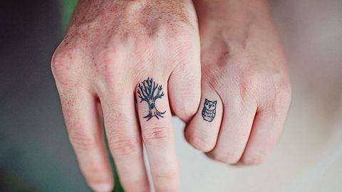 Gyűrű helyett tetoválás – az igazi elköteleződés