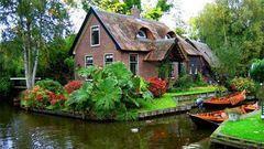 Holland csodaházak, ahová te is szívesen beköltöznél - fotók