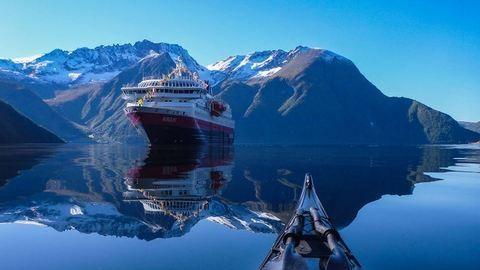 Meseszép norvég fjordok - fotók