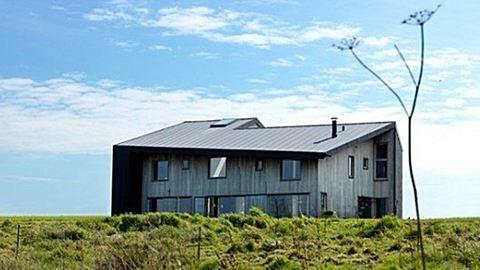 Dögös, modern ház, amelyet biztosan megépítenénk