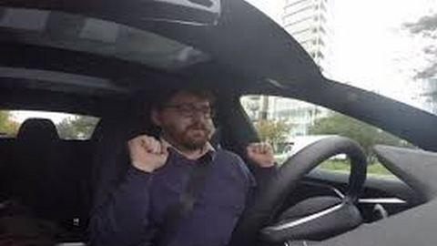 Valósággá vált a Knight Rider: autók, melyeket robotpilóta irányít – videó