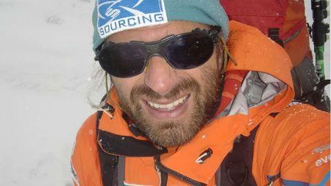 Klein Dávid egyedül hódította meg a több mint 8000 méter magas csúcsot