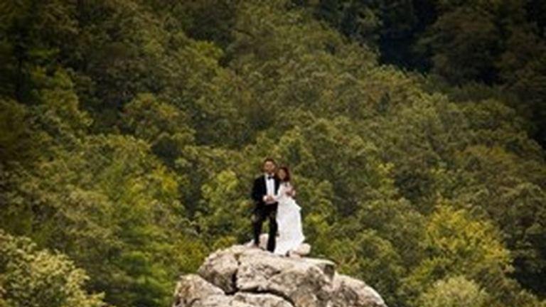 A 10 legfurább esküvői helyszín – Te melyiket választanád?