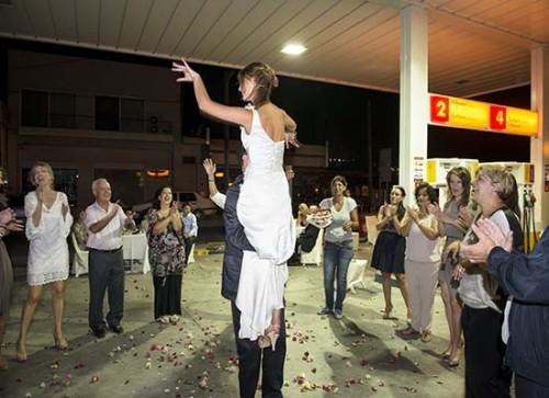 A 10 legfurább esküvői helyszín - Te melyiket választanád?