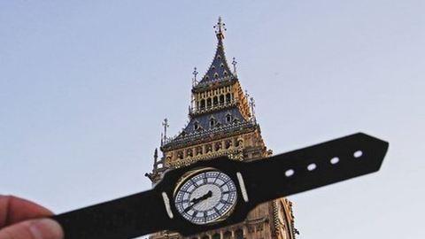 London nevezetességei, ahogyan még senki sem látta őket – vicces fotók