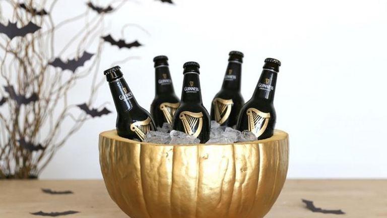 Csináld magad! Menő tökös italhűtő halloweenra