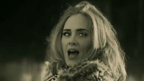 Hallgasd meg Adele legújabb dalát
