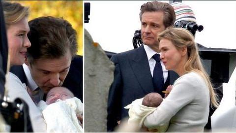 Bridget Jones 3.: Az első képek Renée Zellweger filmbéli babájáról