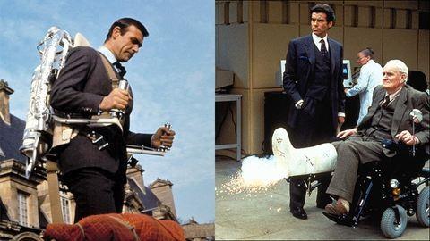 10 James Bond-kütyü, amin máig röhögünk, és 10 másik, ami megelőzte a korát