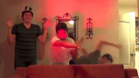 8 hülye táncos videó, amiben valaki úgyis elesik