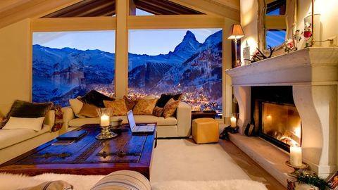 8 gyönyörű otthon lélegzetelállító kilátással