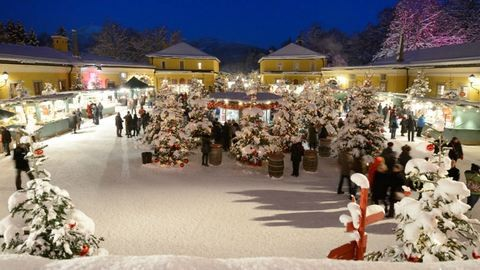 10 gyönyörű karácsonyi kép Ausztriáról