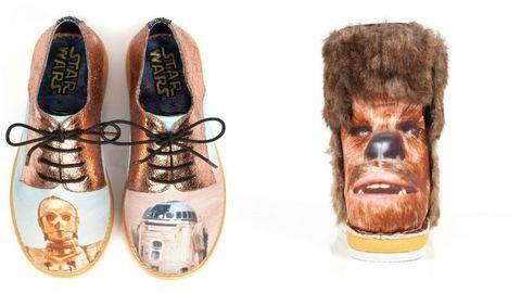 Star Wars: giccses cipőket dobtak piacra Az ébredő erő premierje miatt – képek