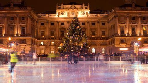 10 gyönyörű karácsonyi kép Londonról