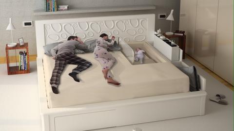 Íme a válasz az örök kérdésre: hol aludjon a baba?