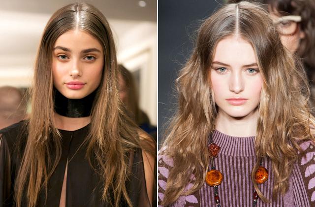 5 divatos frizura hosszú hajból