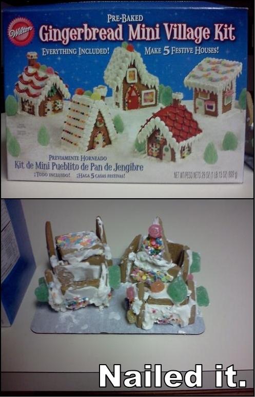 Karácsonyi képek és a valóság