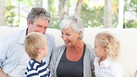Pótnagyi, pótcsalád – egy anya tapasztalatai