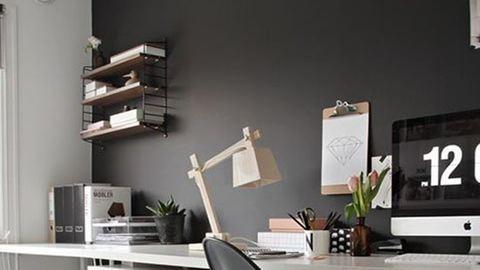Fekete falak a lakásban?
