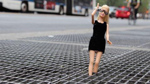 A New York-i Barbie megérti a nagyvárosi lány problémáit – fotók