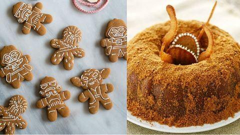 17 sütemény és édesség, amiért minden Star Wars-rajongó odáig lesz! – képek