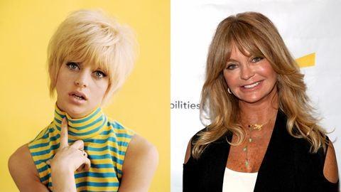 40 kép bizonyítja: a ma 70 éves Goldie Hawn tudja, mi az örök fiatalság titka