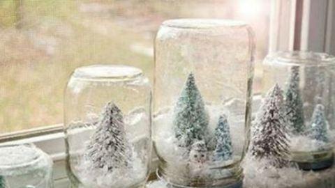 DIY: 4 karácsonyi dekoráció, amit imádni fogsz