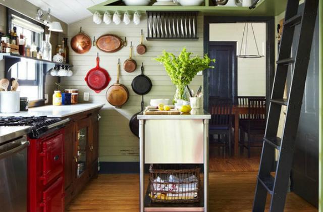 Kicsi konyha, maximális helykihasználás