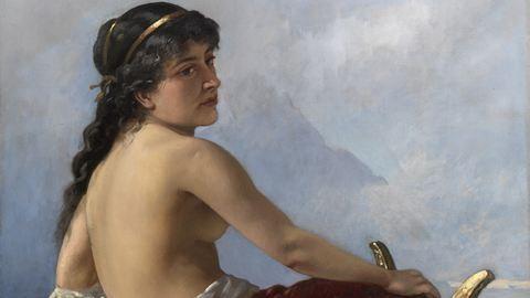 Sok nőt szeretett, de egy férfiért halt meg Szapphó, az ókori költőnő