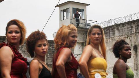Ő nyerte idén a brazil börtönszépségversenyt – fotók