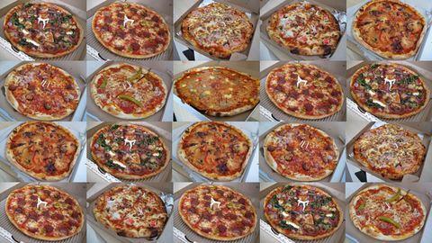 Teszt: neten rendelt pizzákat kóstoltunk