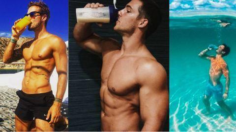 19 szomjas szexi férfi az Instagramról, akit azonnal megkínálnánk egy pohár vízzel – képek