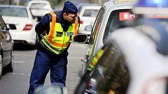 Fokozott rendőri ellenőrzésre számíthatunk mától