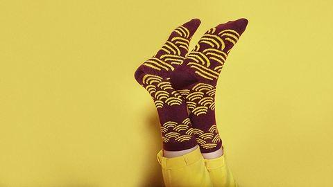 Egy pár színes zokni, és máris szebbnek látod majd a világot!