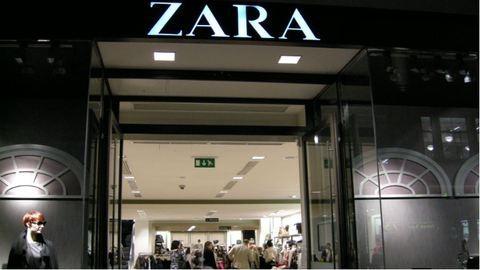 Kamera kerülhet a Zara próbafülkéibe