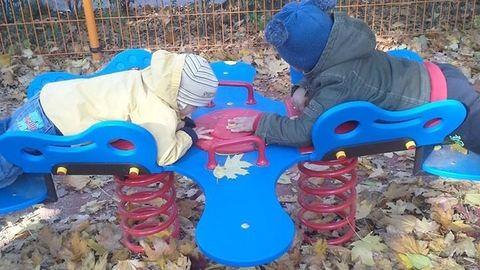 Együtt játszhatnak végre a fogyatékkal élő és egészséges gyerekek