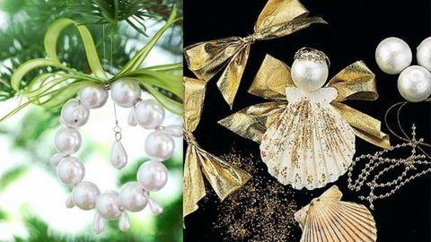 Így készíthetsz gyöngyből karácsonyi díszt